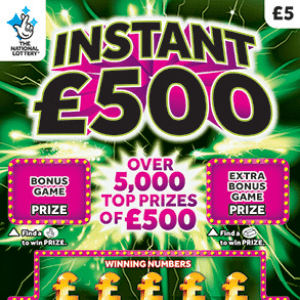 Is there another Scratchcard Design Problem?