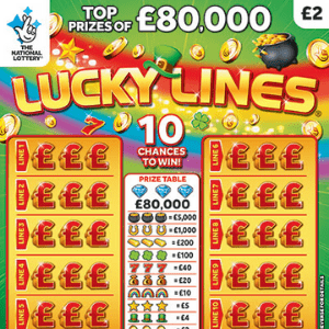 New National Lottery Scratchcards: June 2019