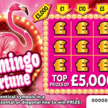 New National Lottery Scratchcards: January 2020