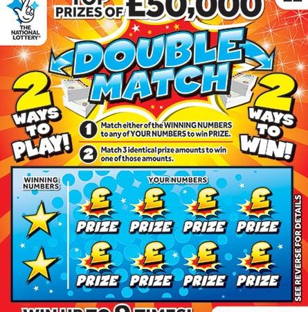 New National Lottery Scratchcards: February 2019