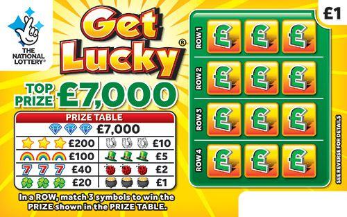 get lucky scratchcard