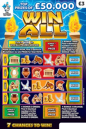 win all scratchcard