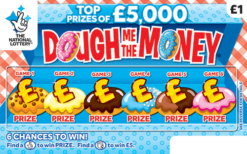 dough me the money scratchcard