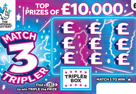 New National Lottery Scratchcards: October 2019