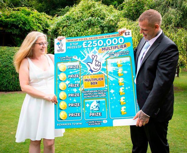 250,000 scratchcard jackpot winners