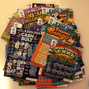 How to Claim Scratchcard Winnings