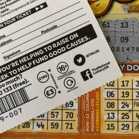 How Old do you have to be to buy scratchcards?