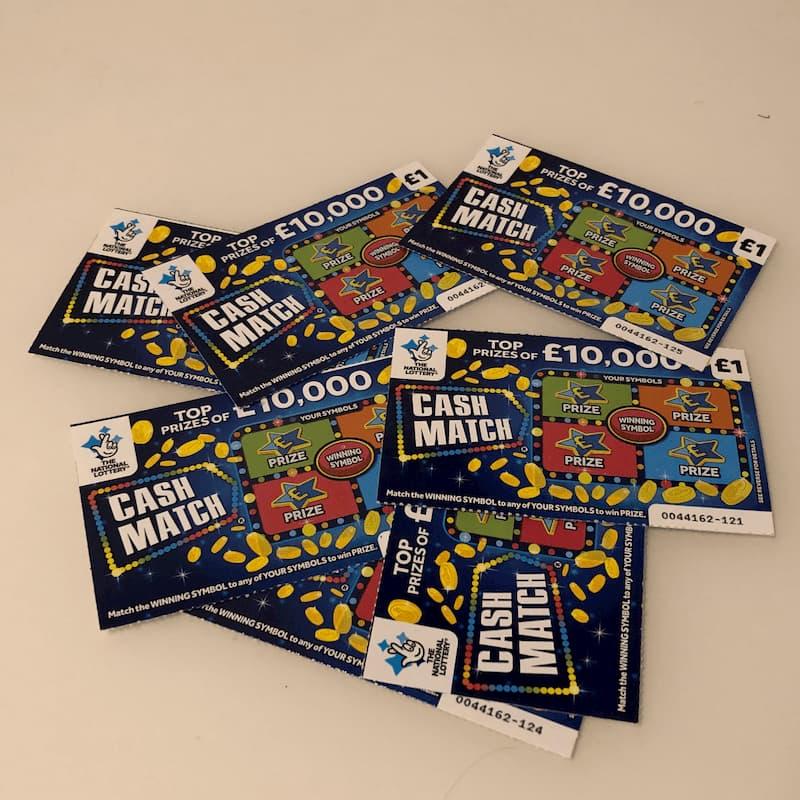 Scratchcard Secrets Uk