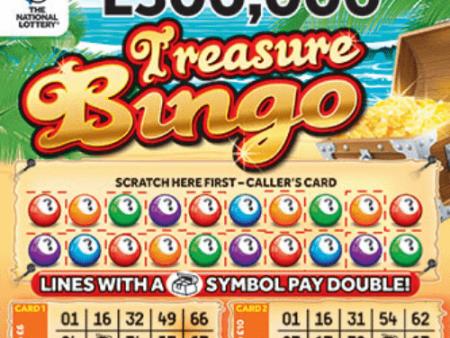 Furloughed Worker Wins £300,000 Scratchcard Jackpot Prize