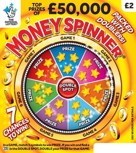 money spinner 2020 scratchcard