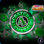 Scratch 4 Emerald Scratchcard