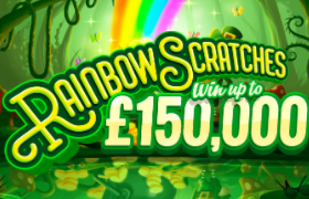 Rainbow Scratch Scratchcard