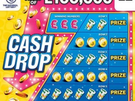 New National Lottery Scratchcards: July 2020