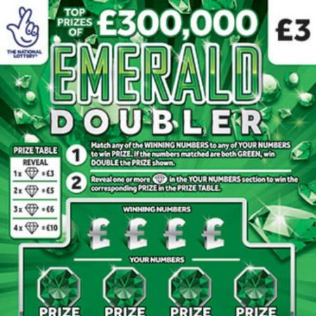 New National Lottery Scratchcards: September 2020