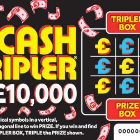 Cash Tripler 2020 Scratchcard