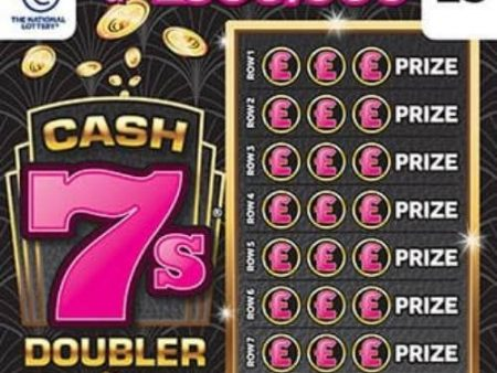 New National Lottery Scratchcards: May 2021