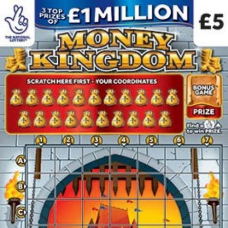Money Kingdom (2021) Scratchcard