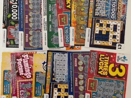Online Scratchcards Versus 'Real' Scratchcards: Crunching the Numbers