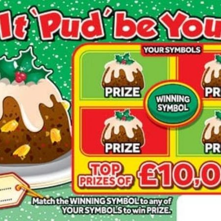 It Pud Be You Scratchcard